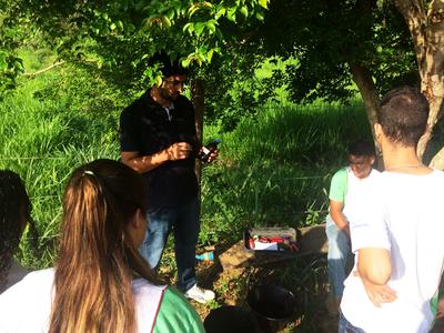 Projeto do Campus Avançado Cambuci visa propagação vegetativa de espécie com risco de extinção