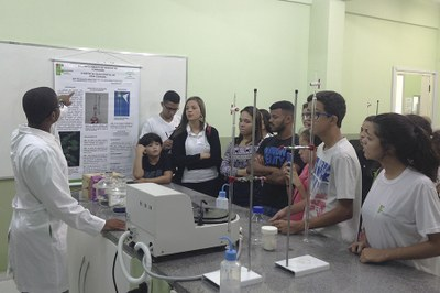 Campus Cabo Frio realiza workshop de pesquisa e extensão no sábado letivo