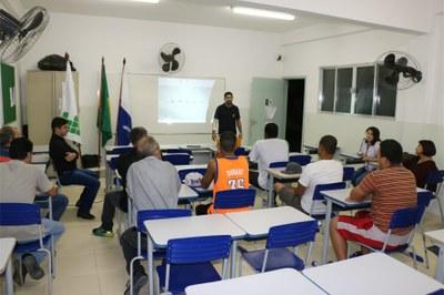 Campus Avançado Maricá celebra a 1.ª Formatura do Curso de Pedreiro de Alvenaria