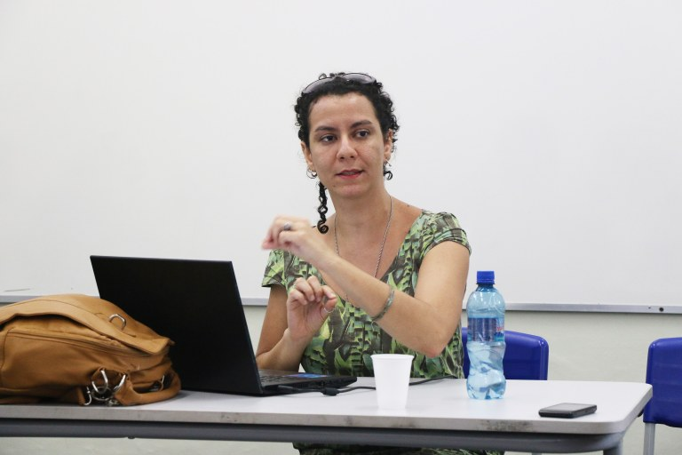 Professora Mercedes Duarte e Silva