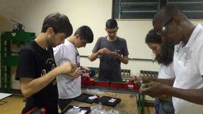 Unidade de Formação de Cordeiro registra procura expressiva pelo Curso Técnico Concomitante em Mecânica