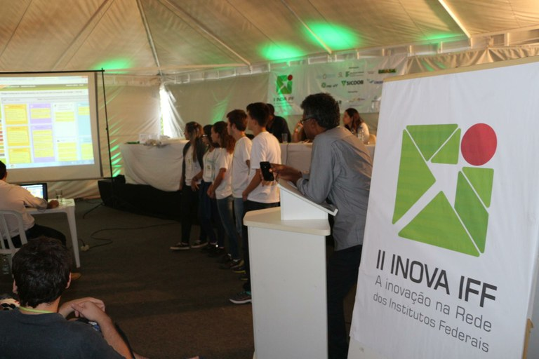 Polo de Inovação prepara o III Inova IFF