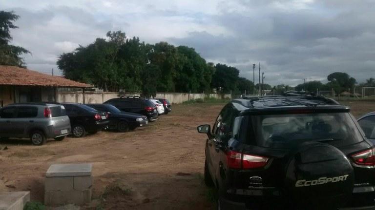 IFFluminense disponibiliza transporte e amplia estacionamento da Reitoria