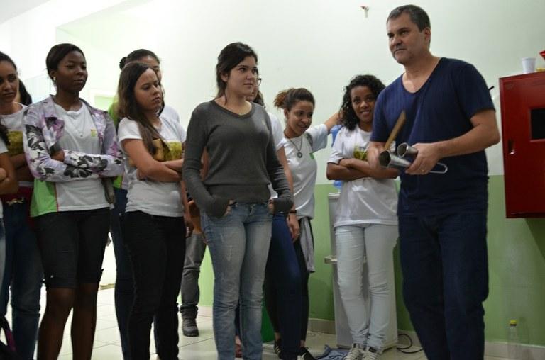 Campus Itaperuna realiza II Novembro Negro, com apresentações culturais, debates e exposição fotográfica