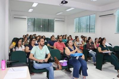 Curso de Formação para Novos Servidores tem seu 2º encontro presencial