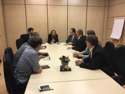 Diretores dos Polos de Inovação se reúnem com gestores do MEC