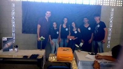Equipe do projeto Ergoportes