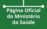 Pagina do Ministerio da Saude