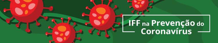 Topo da Página do Coronavírus