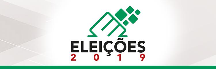 Topo da Página de Acompanhamento das Eleições 2019