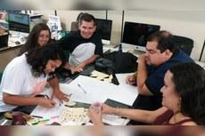 """""""Design Thinking"""" na Educação é tema de Workshop realizado no Centro de Referência do IFF"""