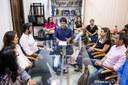 Reunião foi realizada na IFF Campus Campos Centro.