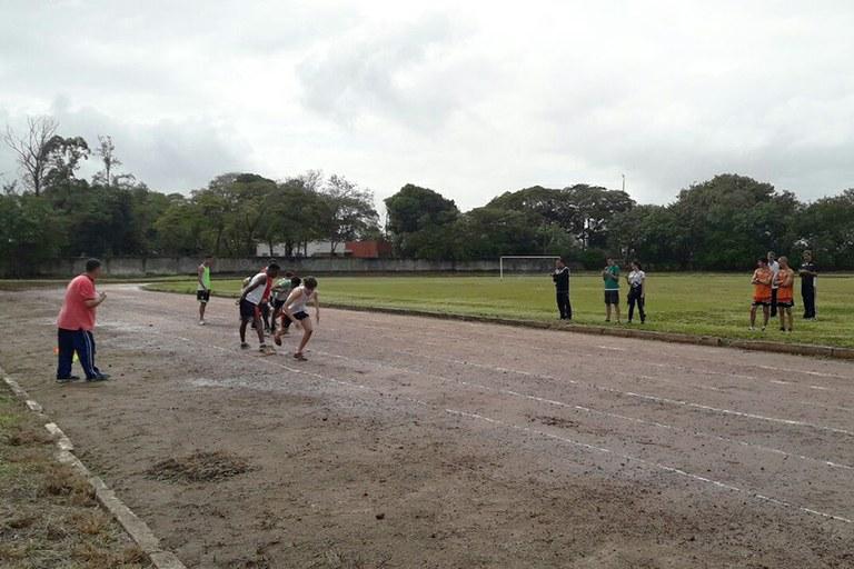3.º JINIFF termina com disputa da modalidade de Atletismo