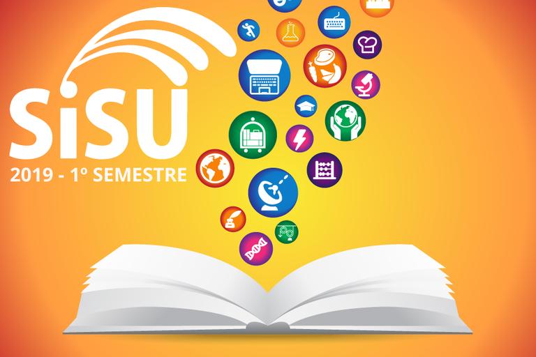 Chamada Sisu 2019/1.º semestre