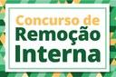 Abertas inscrições para Concurso de Remoção Interna