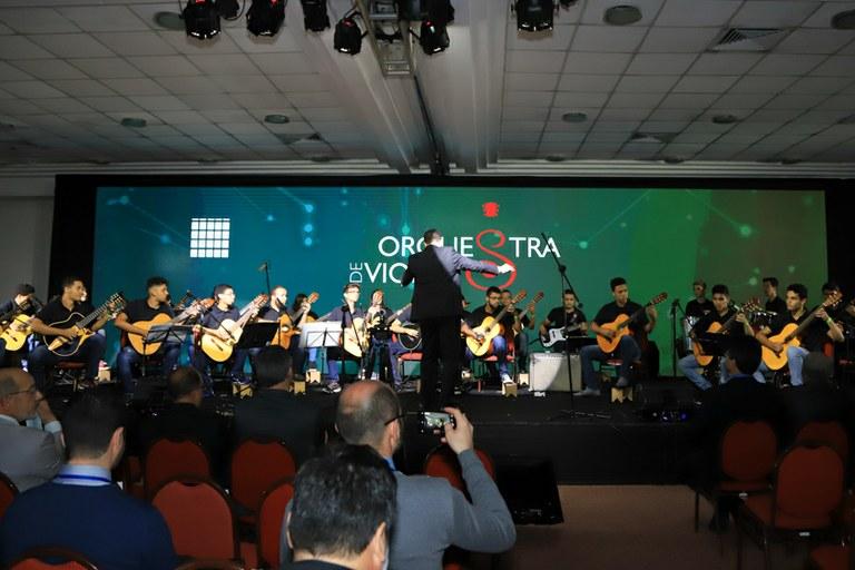 Abertura da 42ª Reditec celebra 10 anos dos Institutos Federais