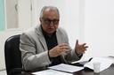 Jaime Antunes (IHGB) falou sobre o projeto apresentado ao BNDES (Foto: Tiago Quintes).