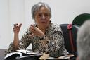 Myriam Gama, assessora de projetos da Academia, disse que o projeto tem tudo para dar certo (Foto: Tiago Quintes).