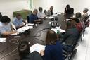 Reunião aconteceu na Reitoria do IFF, em Campos (Foto: Tiago Quintes).