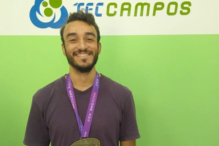 Aluna do IFF conquista 1.º lugar em maratona de Empreendedorismo e Inovação