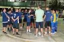 Campus Campos Centro vence de virada no futsal pelos JICs