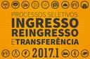 Chaves de Correção Portadores de Diploma e Transferência Externa