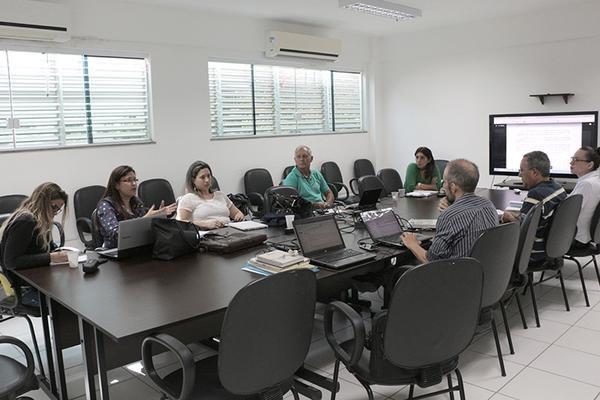 Comissão Central do PDI retomará agenda de visitas aos campi do IFF
