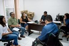 Comissão de ética do IFFluminense se reúne no Centro de Referência
