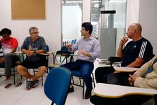 Comissão Organizadora Permanente se reúne no Campus Centro.