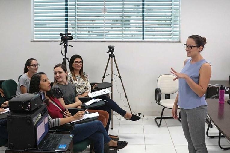 Comunicadores do IFF participam de workshop sobre mídias sociais
