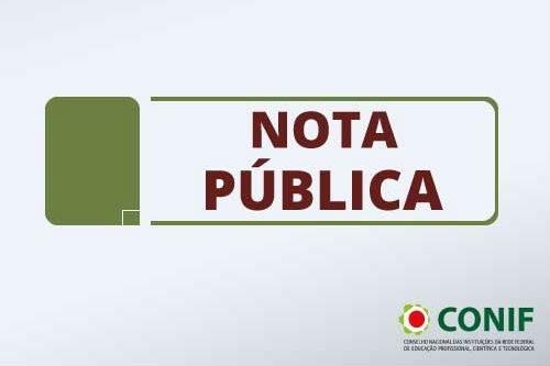 Conif divulga nota pública sobre a nova data de realização do Enem 2020