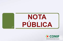 Conif divulga nota sobre o Covid-19 (novo Coronavírus)