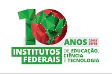 Conif divulga selo comemorativo dos 10 anos dos Institutos Federais