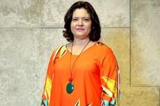 A reitora do IFC, Sônia Regina de Souza, assumirá a presidência do Conif (Foto: Divulgação Conif)