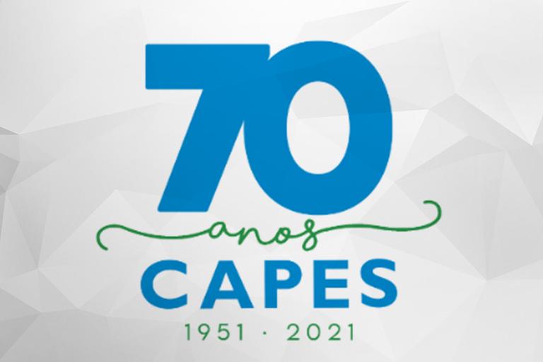 Coordenação de Aperfeiçoamento de Pessoal de Nível Superior (Capes) comemora sete décadas com campanha que valoriza aspecto humano de sua história (Arte: Divulgação)
