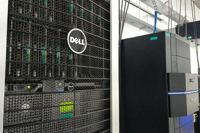Datacenter está em funcionamento no novo Centro de Dados do IFFluminense