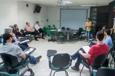 Diretoria de Pós-graduação realiza primeira reunião com professores do doutorado