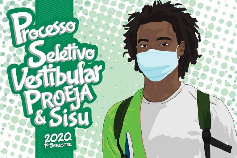 Divulgadas novas reclassificações do Processo Seletivo, Proeja, Vestibular e Sisu