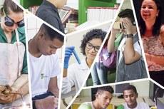 Candidatos concorreram a 389 vagas em cursos de graduação.