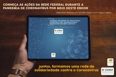 O livro virtual é voltado à comunidade internacional que mantém algum tipo de relação com a Rede Federal (Imagem: Essentia Editora)