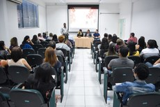 Aula inaugural foi realizada em Campos-RJ.