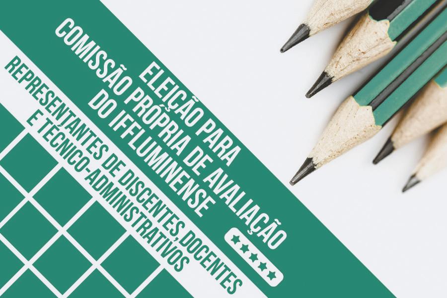 Eleição para Comissão Própria de Avaliação do IFF começa na terça-feira (30)