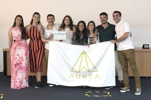 Empresas Juniores do IFF são premiadas no RioJunior