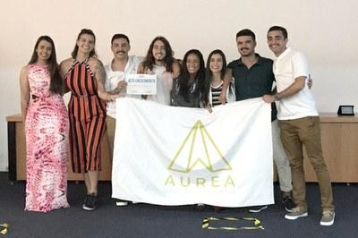A Áurea Soluções e Projetos conquistou prêmios em quatro categorias