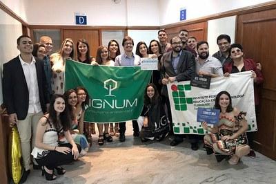 Lignum Ambiental conquistou os prêmios EJ Conectada e EJ Alto Crescimento