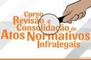 Enap promove curso sobre revisão e consolidação de atos normativos