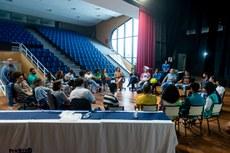 Evento reuniu bolsistas e coordenadores de Neabis de diferentes campi do IFF