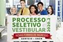 Ensino divulga lista de inscritos e relação candidato/vaga de Processo Seletivo e Vestibular 2020/2° Semestre