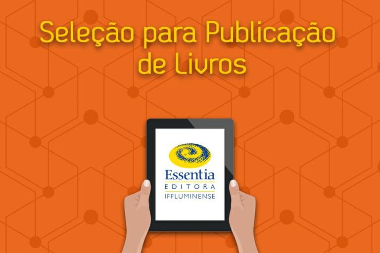 Essentia Editora divulga deferimento das inscrições para publicação de livros