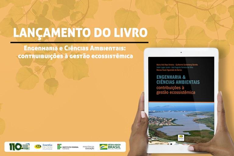 Essentia Editora lança coletânea sobre Engenharia e Ciências Ambientais